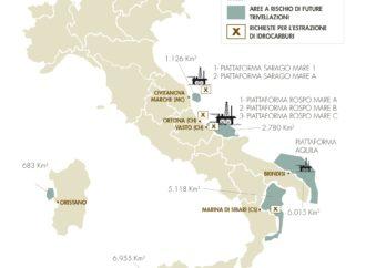 Mannino (M5S)  contro lo Sblocca Italia e le trivellazioni a Licata