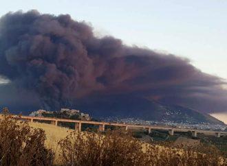 Incendio Alcamo: i Canadair hanno usato acqua di mare come a Bellolampo, aumentando la quantità di diossina