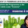 Presentazione del Programma e dei Candidati di Insieme a Carini!